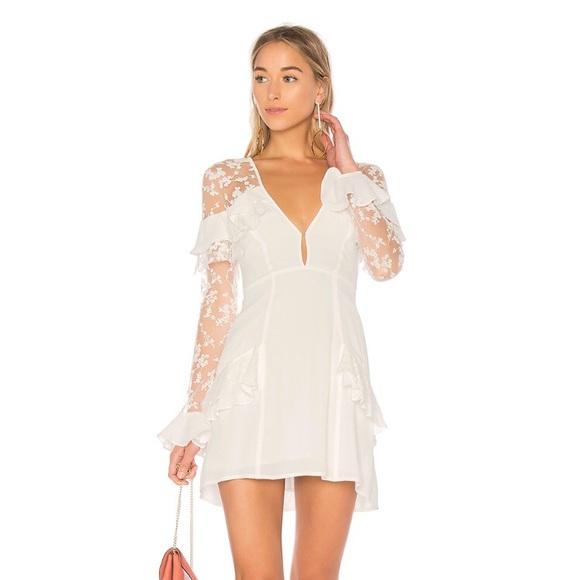 For Love And Lemons Dresses & Skirts - For Love and Lemons Mini dress
